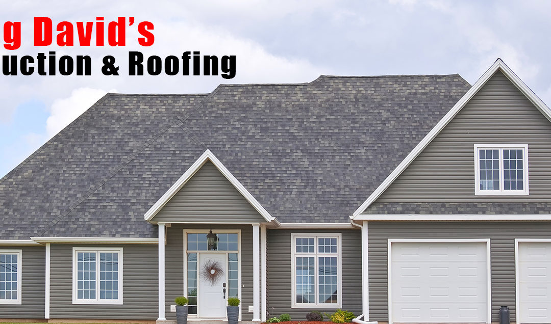 King David's Construction & Roofing